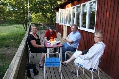 Sommar på Gålö